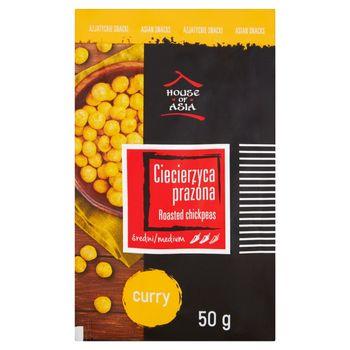 House of Asia Ciecierzyca prażona curry 50 g
