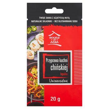 House of Asia Przyprawa kuchni chińskiej łagodna 20 g