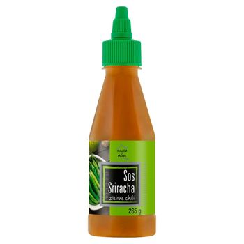 House of Asia Sos Sriracha zielone chili 265 g