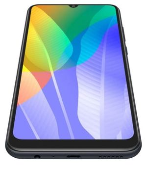 Huawei Y6P 2020 Czarny
