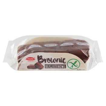 Incola Brownie bezglutenowe 60 g