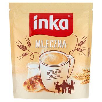 Inka Napój na bazie kawy zbożowej z mlekiem 200 g