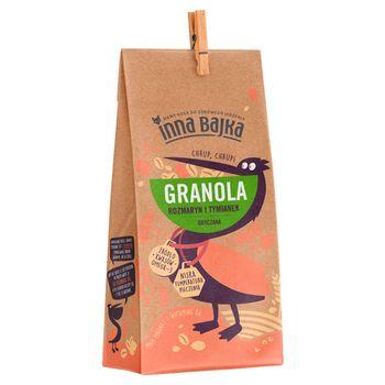 Inna Bajka Granola gryczana rozmaryn i tymianek 300 g