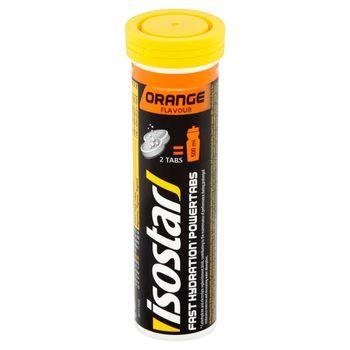 Isostar Koncentrat napoju izotonicznego w tabletkach o smaku pomarańczy 120 g (10 x 12 g)
