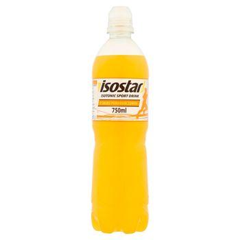 Isostar Napój izotoniczny niegazowany o smaku pomarańczowym 750 ml