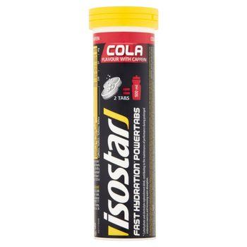 Isostar Powertabs Tabletki o smaku coli 120 g (10 x 12 g)