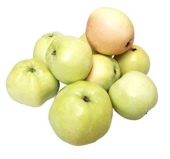 Jabłka 'Antonówki' ważone