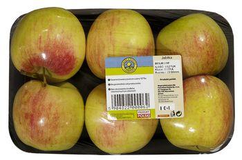 "Jabłka JONAGOLD ""Jakość z Natury Carrefour"",  tacka 6 szt."