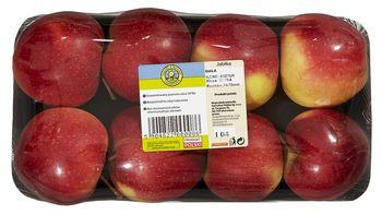 "Jabłka GALA  ""Jakość z Natury Carrefour"" - tacka 8 szt."