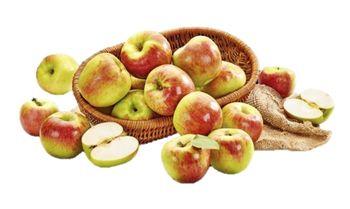 """Jabłka Jonagored """"Jakość z Natury Carrefour"""" ważone"""