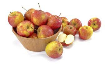 Jabłka Jonagored ważone