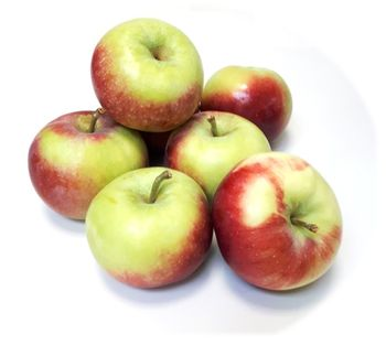 Jabłka 'Paulared' ważone