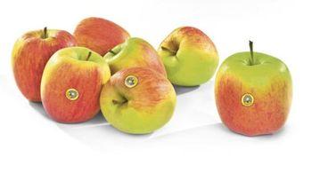 """Jabłka Szampion """"Jakośc z Natury Carrefour"""" ważone"""