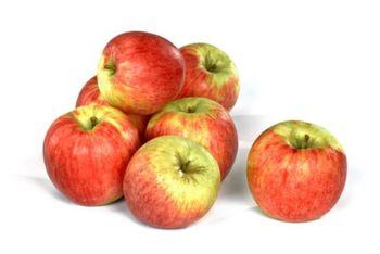 Jabłka Szampion ważone