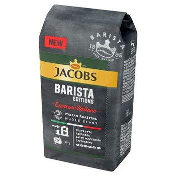 Jacobs Barista Editions Espresso Italiano Kawa ziarnista palona 1 kg