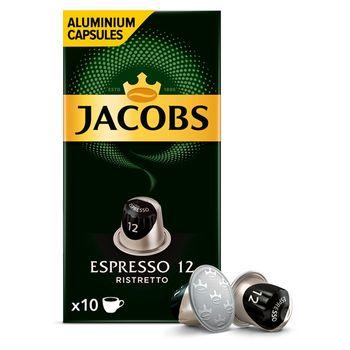 Jacobs Espresso Ristretto Kawa mielona w kapsułkach 52 g (10 sztuk)