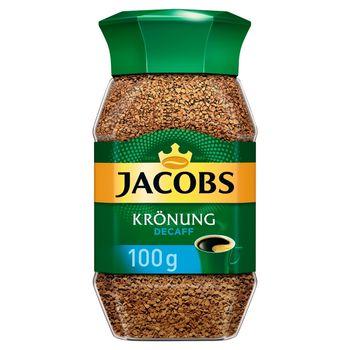 Jacobs Krönung Decaff Kawa bezkofeinowa rozpuszczalna 100 g