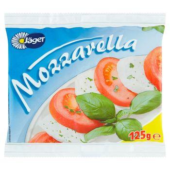 Jäger Ser mozzarella 125 g