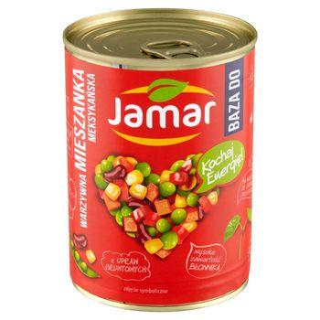 Jamar Mieszanka warzywna meksykańska 380 g