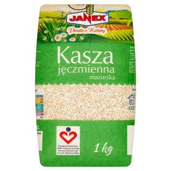 Janex Kasza jęczmienna mazurska 1 kg