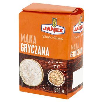Janex Mąka gryczana 500 g