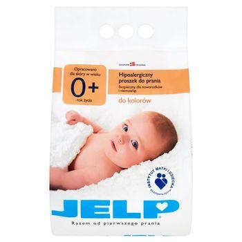 JELP 0+ Hipoalergiczny proszek do prania do kolorów 2,24 kg (28 prań)