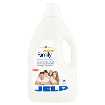 JELP Family Hipoalergiczny żel do prania do kolorów 2 l (25 prań)