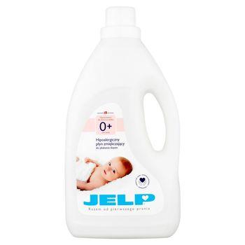 JELP 0+ Hipoalergiczny płyn zmiękczający do płukania tkanin 2 l (25 prań)
