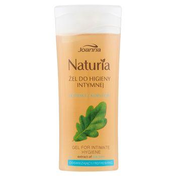 Joanna Naturia Żel do higieny intymnej ekstrakt z kory dębu 100 ml