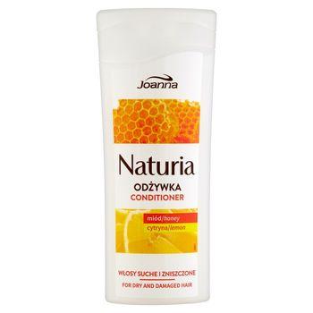Joanna Naturia Odżywka miód i cytryna 100 g