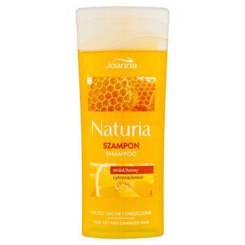 Joanna Naturia Szampon miód i cytryna 100 ml