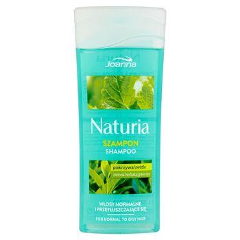 Joanna Naturia Szampon pokrzywa i zielona herbata 100 ml