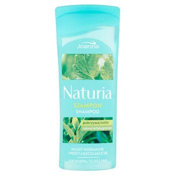 Joanna Naturia Szampon pokrzywa zielona herbata 200 ml