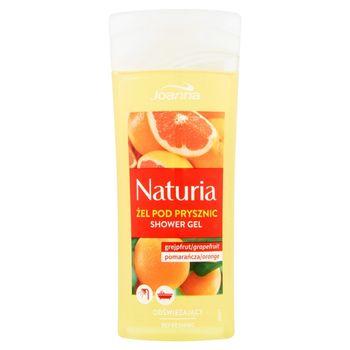 Joanna Naturia Żel pod prysznic grejpfrut pomarańcza 100 ml
