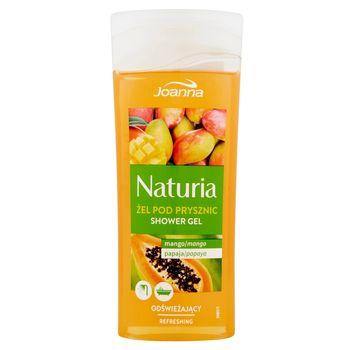 Joanna Naturia Żel pod prysznic mango papaja 100 ml