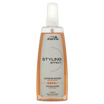 Joanna Styling effect Lotion do włosów bardzo mocny 150 ml