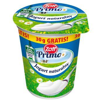 Zott Primo Jogurt naturalny 400 g