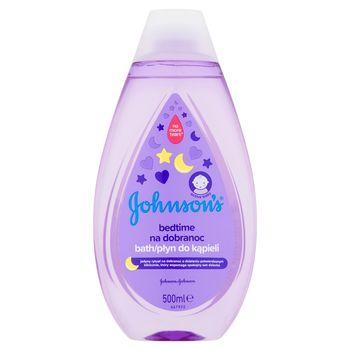 Johnson's Bedtime Płyn do kąpieli na dobranoc 500 ml