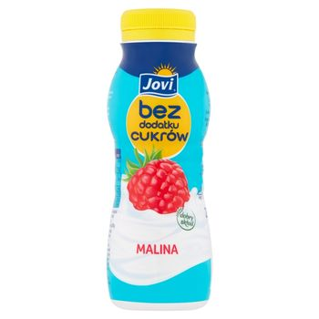 Jovi Jogurt bez dodatku cukrów malina 230 g