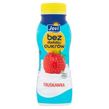 Jovi Jogurt bez dodatku cukrów truskawka 230 g