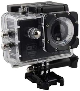 Kamera sportowa Grundig HD 720P 60 x 42 mm czarna