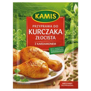 Kamis Przyprawa do kurczaka złocista z kardamonem Mieszanka przyprawowa 30 g