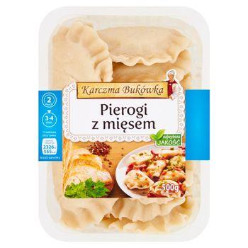 Karczma Bukówka Pierogi z mięsem 500 g