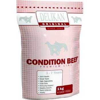 Karma DELIKAN Condition 1 kg z wołowiną