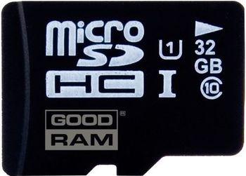 Karta micro Secure Digital High-Capacity (microSDHC) GOODRAM MicroSDHC 32GB Class 10 UHS-I SDU32GHCUHS1AGRR10