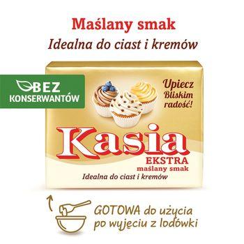 Kasia Tłuszcz roślinny ekstra maślany smak 250 g