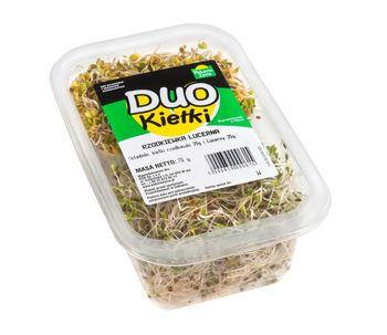 GOH Kiełki DUO -  rzodkiewka i  lucerna 70 g