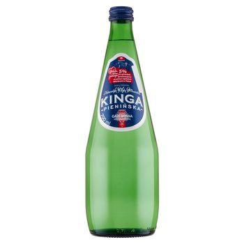 Kinga Pienińska Naturalna woda mineralna gazowana niskosodowa 700 ml