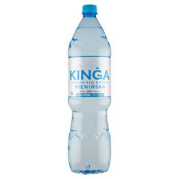 Kinga Pienińska Naturalna woda mineralna niegazowana niskosodowa 1,5 l