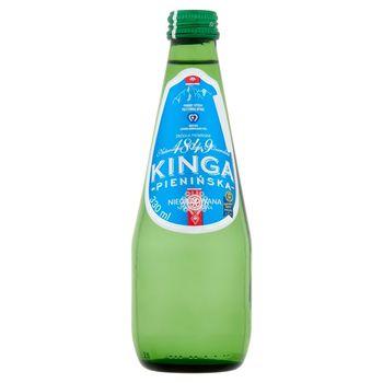 Kinga Pienińska Naturalna woda mineralna niegazowana niskosodowa 330 ml